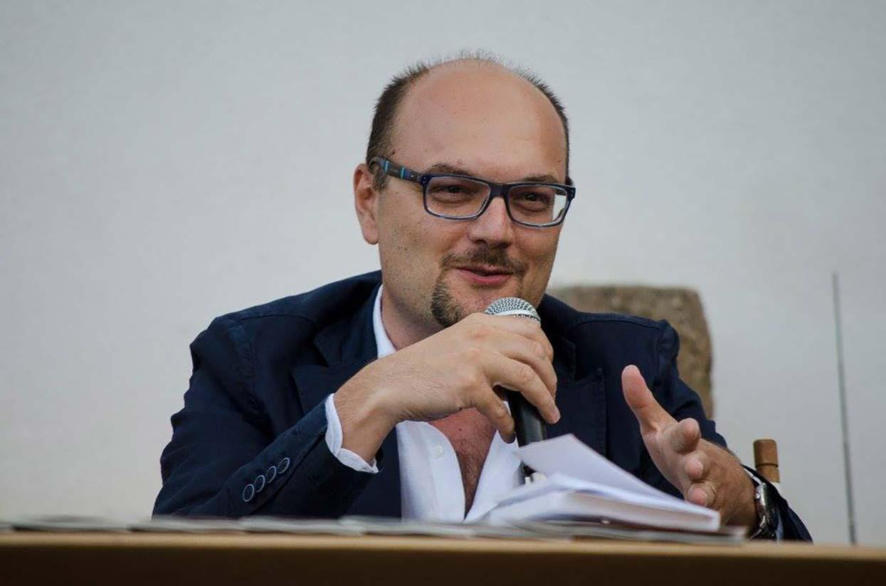 Marco Caratozzolo, secondo classificato Premio Lorenzo Claris Appiani per la miglior traduzione