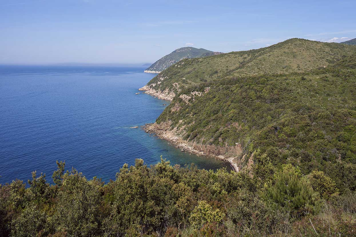 Comune di Rio nell'Elba, panorama