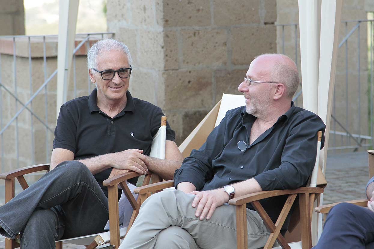 Daniele Manca e Roberto Caso