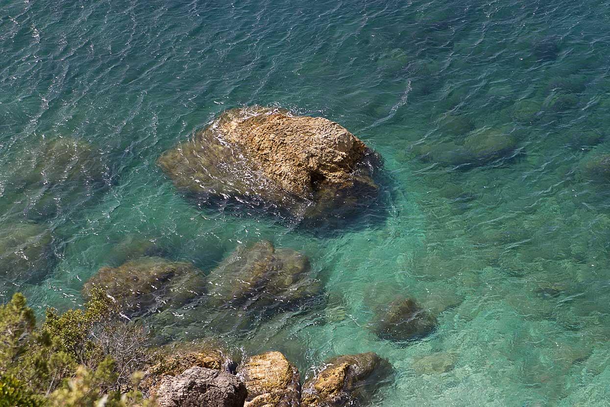 Rio nell'Elba, Mare