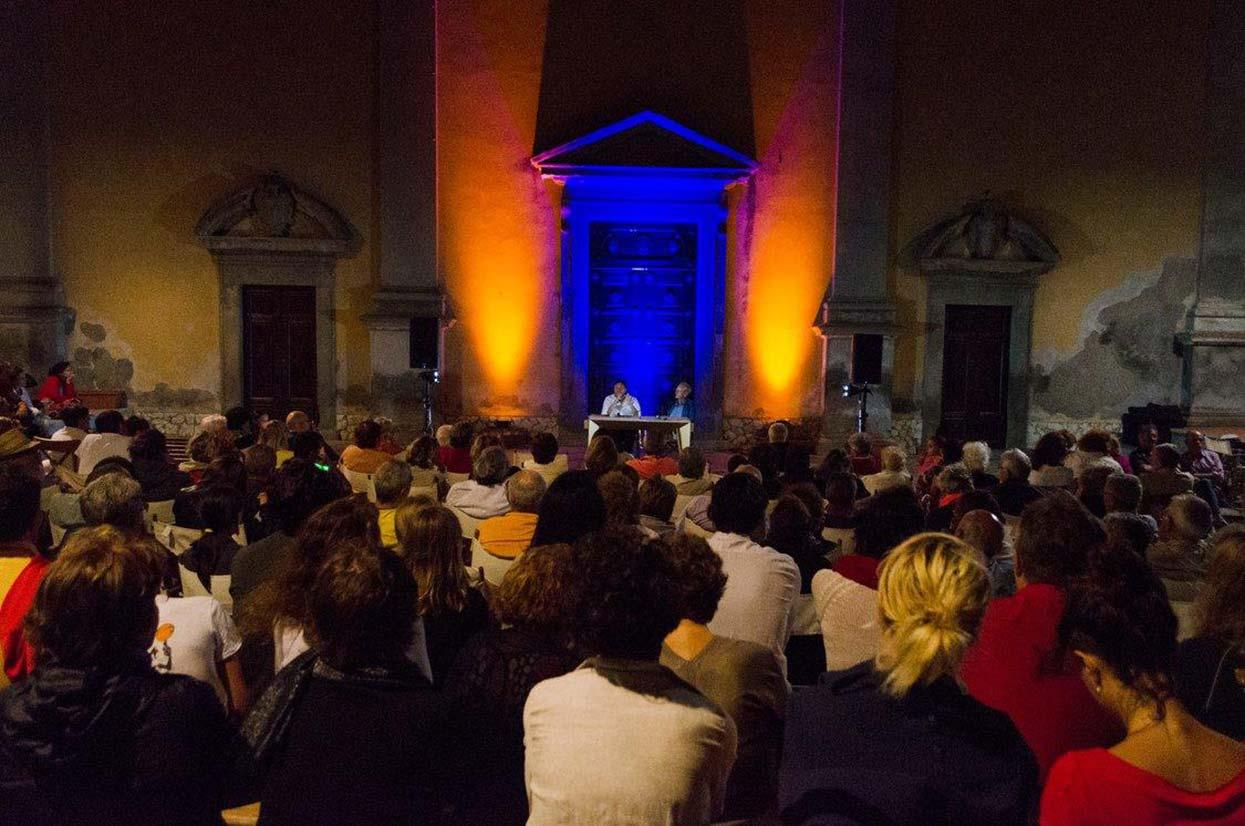 Un momento del dibattito : Reporter e Report, Sigfrido Ranucci