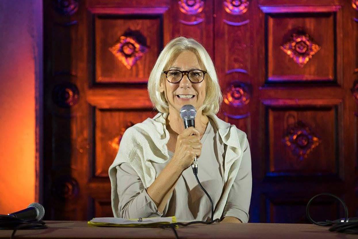 Monica Barni. Vicepresidente Regione Toscana