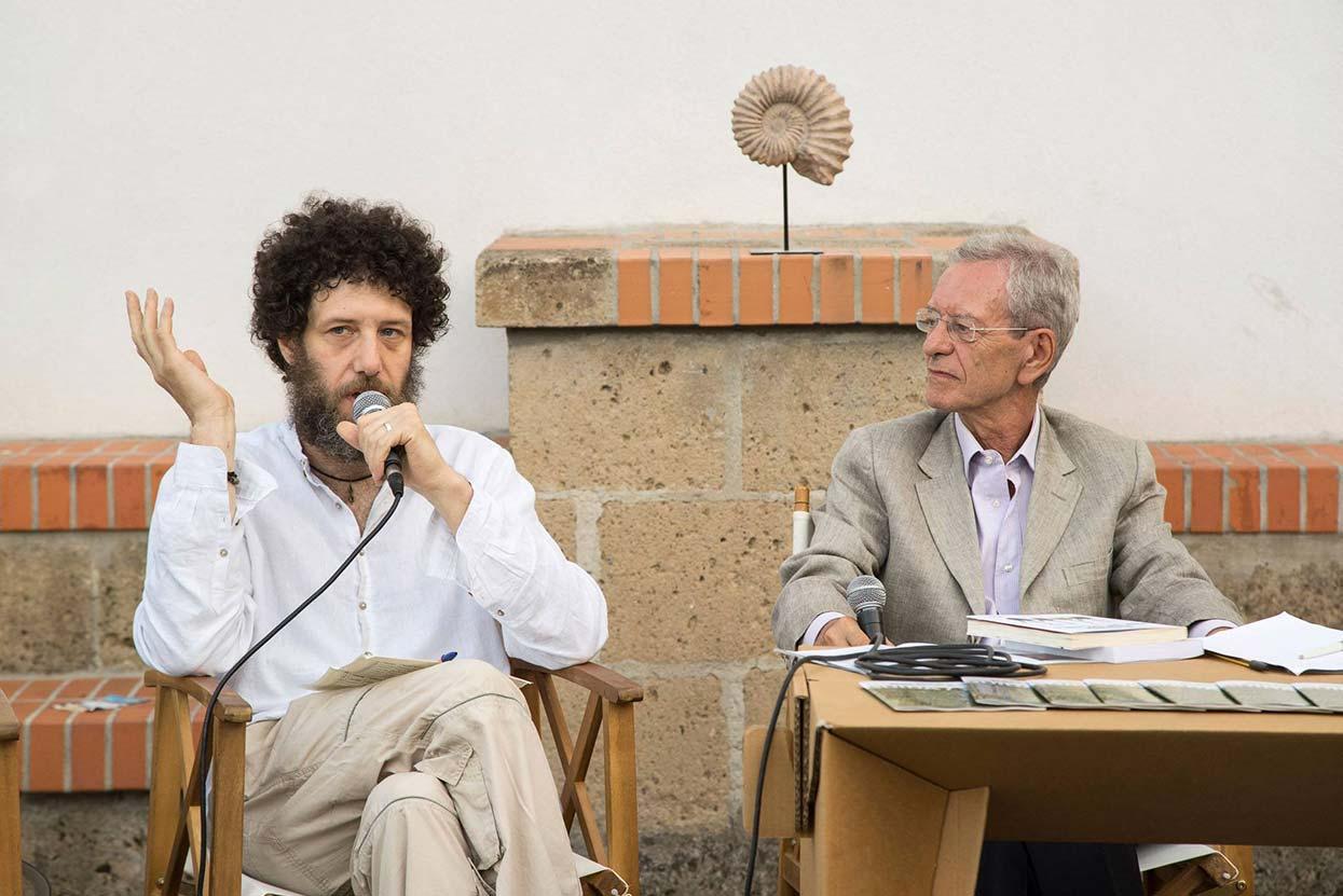 Massimo Maurizio e Luciano Minerva