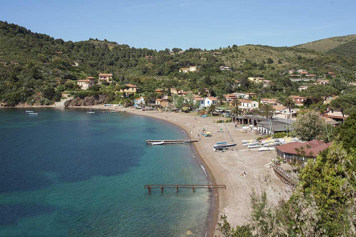 Rio nell'Elba, località Bagnaia
