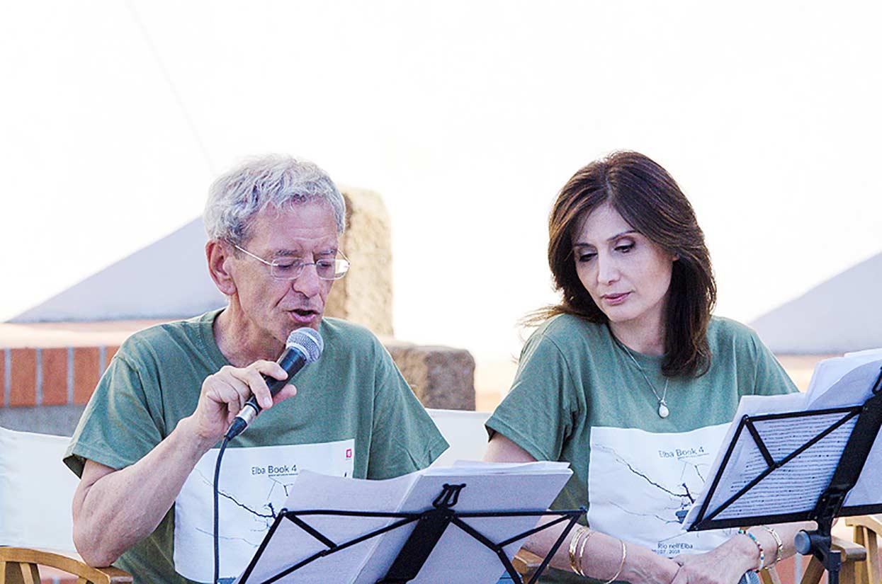 Letture ad alta voce con LucianoMinerva e Maria Pia Iannuzzi di La città di Isaura