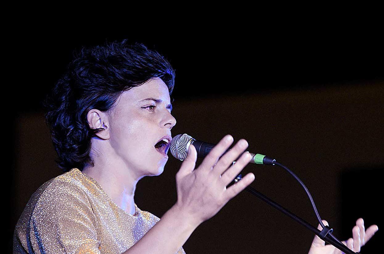 Maria Craffonara voce dei Donauwellenreiter