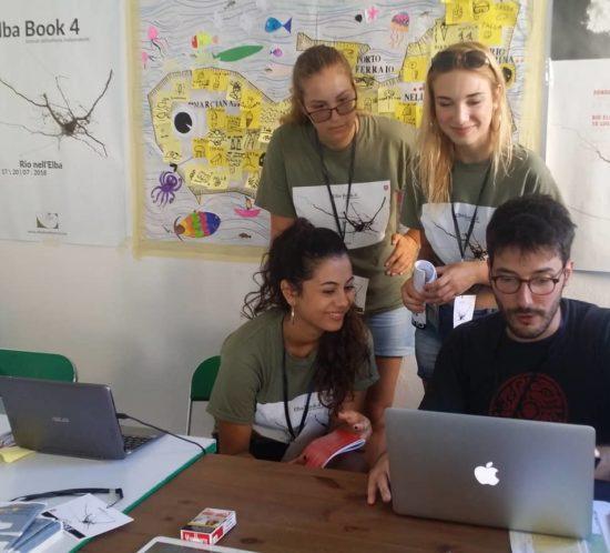 Elba Book Festival, la redazione